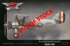 Armstrong Whitworth Siskin IIIA
