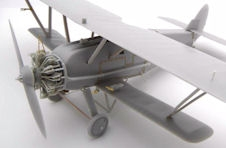 1:32 Armstrong Whitworth Siskin IIIA